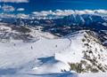 Tauplitz Alm close to Bad Mitterndorf in Styria, Austria, in winter - PhotoDune Item for Sale