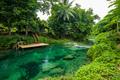 Rarru Rentapao Cascades, Waterfall and the River, Teouma village, Efate Island, Vanuatu - PhotoDune Item for Sale