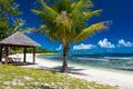 Tropical resort life in Vanuatu, near Port File, Efate Island - PhotoDune Item for Sale
