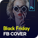 Black Friday Facebook Covers - GraphicRiver Item for Sale