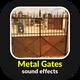 Knocking & Opening Metal Gate