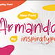 Amanda - GraphicRiver Item for Sale