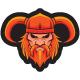 Viking Logo - GraphicRiver Item for Sale