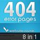 ak - 404 error pages