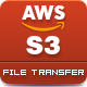 AWS Amazon S3 - File Transfer - CodeCanyon Item for Sale