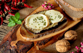 baked eggplant slices with cheese - PhotoDune Item for Sale