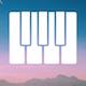 Uplifting Calm Piano Smile