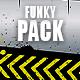 Energetic Upbeat Funky Logo Pack