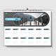 Landscape Calendar 2021 - GraphicRiver Item for Sale