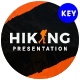 Hiking Adventure Keynote Template - GraphicRiver Item for Sale