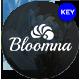 Bloomna Minimalist Keynote Template - GraphicRiver Item for Sale