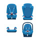 Safety Baby Car Seats Collection. Different Type - GraphicRiver Item for Sale