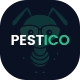 Pestico - Pest Control Services HTML Template - ThemeForest Item for Sale
