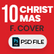 Christmas Sale 10 Facebook Cover - GraphicRiver Item for Sale