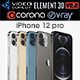 Apple iPhone 12 pro all colors - 3DOcean Item for Sale