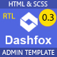 Dashfox - Dashboard HTML Template - ThemeForest Item for Sale