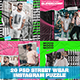 20 Streetwear Instagram Feed - GraphicRiver Item for Sale
