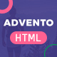 Advento - Travel One Page HTML - ThemeForest Item for Sale
