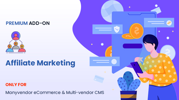 Manyvendor Affiliate Marketing Addon