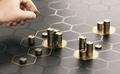 Investment management. Portfolio diversification. - PhotoDune Item for Sale