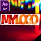 Epic 3D Glitch Logo - VideoHive Item for Sale