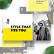 Barbershop Facebook Marketing Materials - GraphicRiver Item for Sale