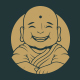 Smile Monk Vector Logo Template - GraphicRiver Item for Sale