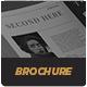 Fashion Square Trifold Brochure - GraphicRiver Item for Sale