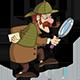 Sly Sherlock Bend Funny Theme