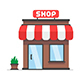 Store or Shop Facade - GraphicRiver Item for Sale