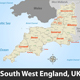 South West England, UK - GraphicRiver Item for Sale
