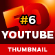 50 Youtube Thumbnail - V6 - GraphicRiver Item for Sale