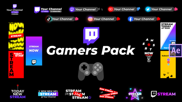 Gamers Pack