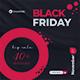 Black Friday Banner Pack - GraphicRiver Item for Sale