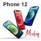 Phone 12 PSD Mock-ups - GraphicRiver Item for Sale