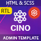 Cino - Bootstrap Dashboard HTML Template - ThemeForest Item for Sale