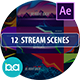 Stream Scenes | After Effects - VideoHive Item for Sale
