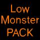 Low Monster Growl Pack