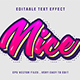Modern Text Effect Vol 2 - GraphicRiver Item for Sale