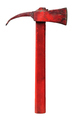 Red axe with wooden handle - PhotoDune Item for Sale