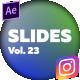 Instagram Stories Slides Vol. 23 - VideoHive Item for Sale