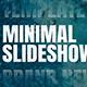Minimal Slideshow Big Titles - VideoHive Item for Sale