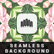 Floral Seamless Pattern - Background - GraphicRiver Item for Sale