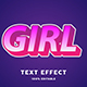 Modern Text effect vol 4 - GraphicRiver Item for Sale