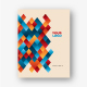 Cool Colorful Pattern Stationery - GraphicRiver Item for Sale