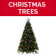 Christmas Trees Collection 3D Rendered Isolated PNG Set - GraphicRiver Item for Sale