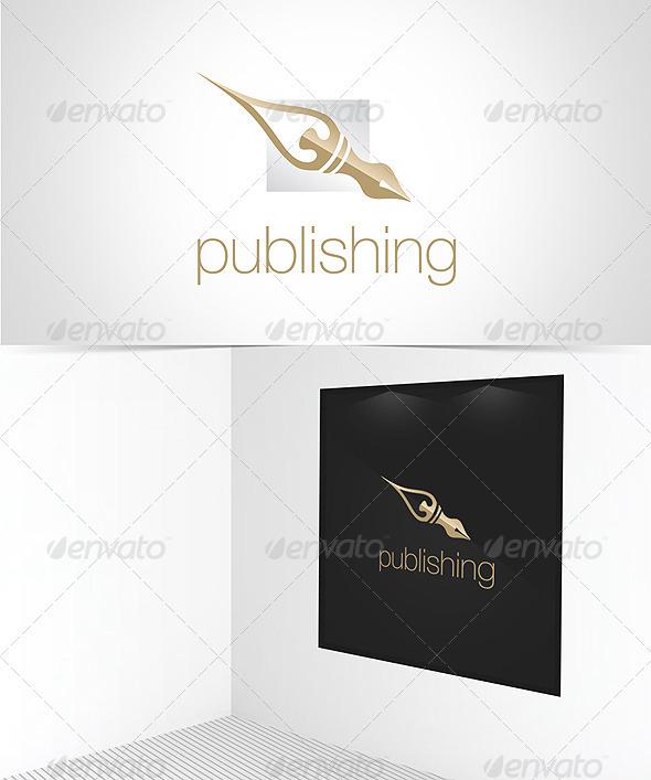 Publishing House Logo Template