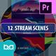 Stream Scenes | Premiere Pro MOGRT - VideoHive Item for Sale