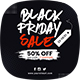 Black Friday Promotion Banners Ad - 83 PSD - GraphicRiver Item for Sale