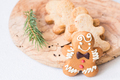 Traditional Christmas Baking gingerbread . Holiday cookies. - PhotoDune Item for Sale